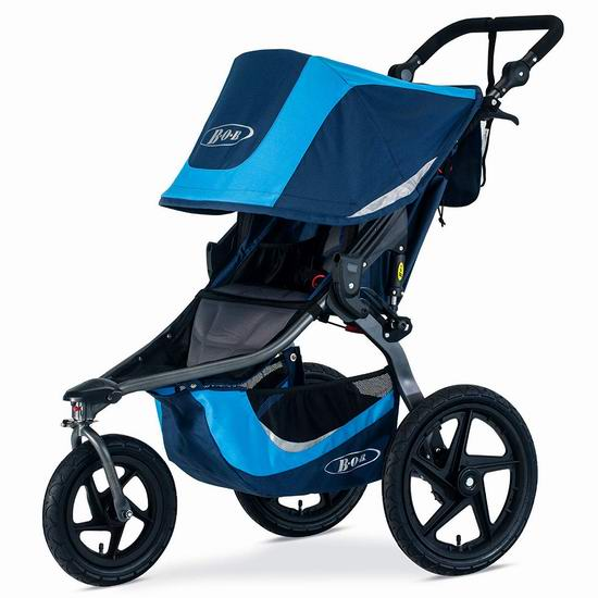 历史新低!BOB Revolution Flex 3.0 全地形运动型婴儿推车 449.99加元包邮!2色可选!