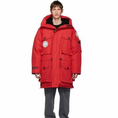 重塑经典!新品 Canada Goose x Juun.J 胶囊系列羽绒服限量发售!