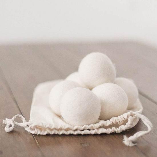 SHEARWOOL 衣物烘干 新西兰纯天然羊毛球6件套 14.99加元!烘衣省电神器!