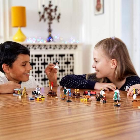 历史新低!新品 LEGO 乐高 75964 哈利波特圣诞倒数日历(305pcs)8折 39.86加元包邮!