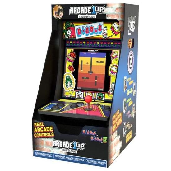 精选多款 Arcade 1Up 复古街机 194.36加元包邮!