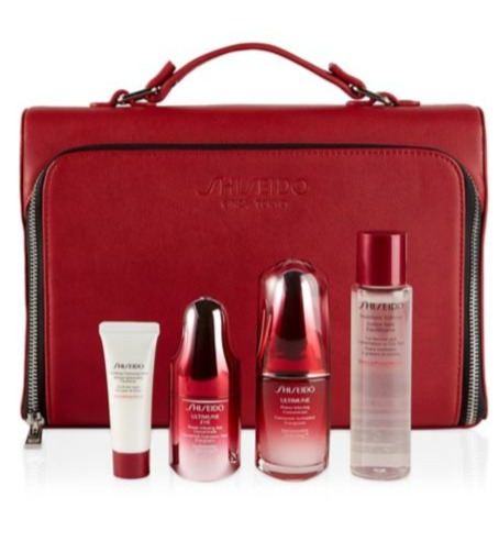 Shiseido资生堂 限量版Ultimune 5周年纪念护肤品套装 153加元,原价 170加元,包邮