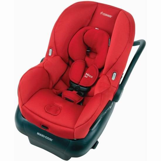 Maxi-Cosi Mico Max 30 红色超轻婴儿提篮5.5折 199.99加元包邮!
