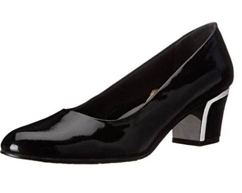 Soft Style by Hush Puppies Deanna 女士粗跟鞋 36.37加元(6码),原价 111.51加元,包邮