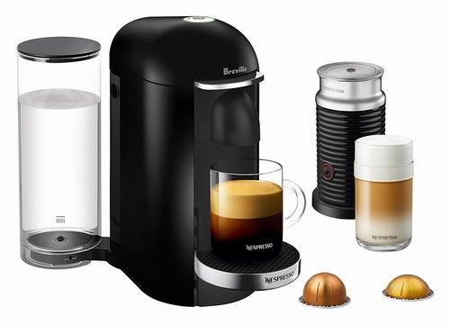 Nespresso 胶囊咖啡机、咖啡机+奶泡机套装 6折 149.99加元起特卖!