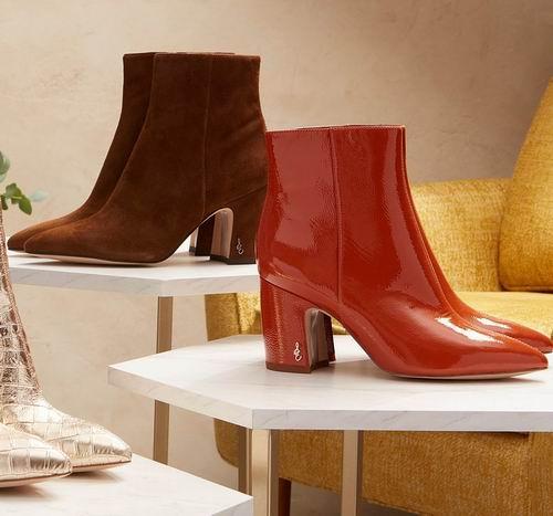 精选 Sam Edelman、Clarks、Core Life、Expression、Naturalizer等品牌女士鞋靴 5.3折 19.99加元起+包邮!