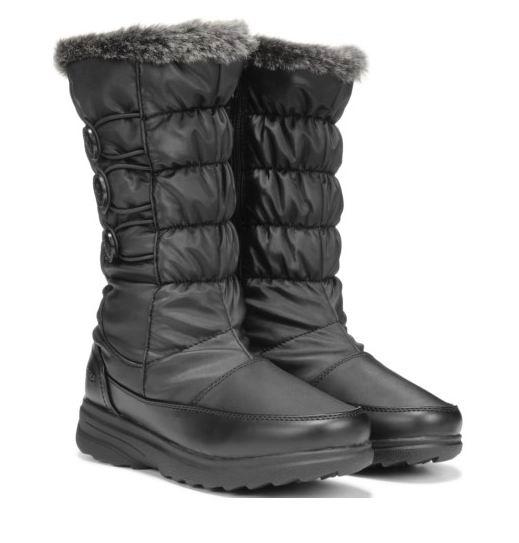 白菜价!Naturalizer 娜然亲友会大促!精选时尚女鞋等3折起+最高额外7折+包邮,封面款雪地靴低至27加元!
