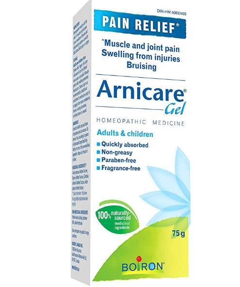 Boiron Arnicare凝胶  缓解疼痛 顺势疗法药物 11.77加元,原价 15.49加元