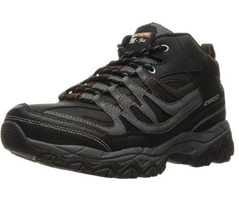 Skechers Afterburn 男士运动鞋 38.29加元(10.5码),原价 95加元,包邮