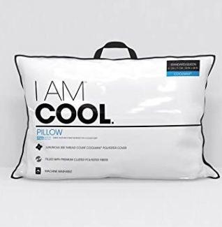 I AM Cool 凉爽枕头 20加元,原价 50加元