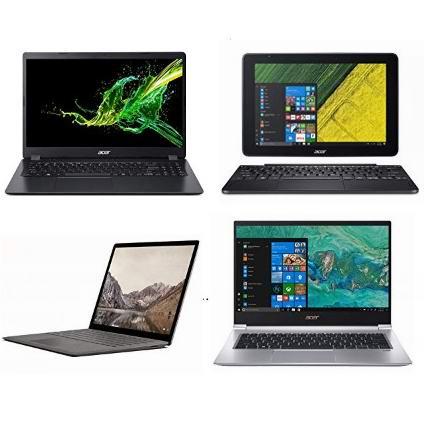 金盒头条:精选多款 HP、Asus、Acer、Microsoft  等品牌笔记本电脑6折起!