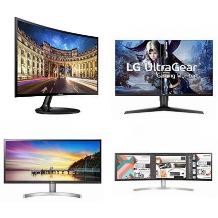 金盒头条:精选 Samsung、LG、ViewSonic 等显示器、游戏显示器5.8折起!低至99.99加元!