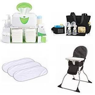 金盒头条:精选多款吸奶器、高脚餐椅、换尿片垫、安全围栏、尿片垃圾桶等婴幼儿用品4.3折起!