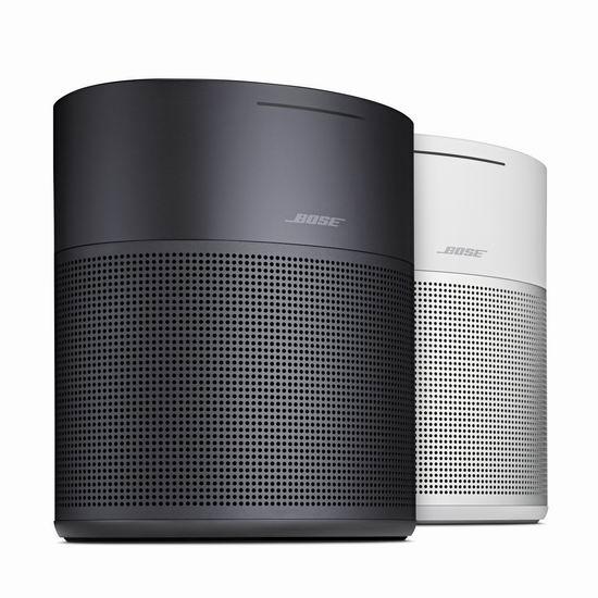 历史新低!新品 Bose Home Speaker 300 智能音箱 249加元包邮!2色可选!