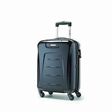 白菜价!Samsonite 新秀丽 Winfield 3 21英寸 全PC轻质 时尚硬壳 登机行李箱 79.99加元包邮!2色可选!