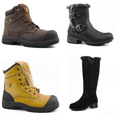 金盒头条:精选多款 Comfy Moda、Rocky Moose、Tiger 雪地靴、运动鞋6折起,低至23.99加元!