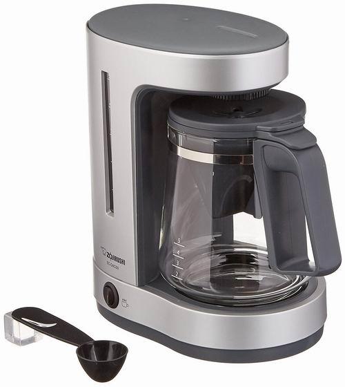 Zojirushi Zutto EC-DAC50  美式滴滤咖啡机 69.98加元,原价 89.97加元,包邮