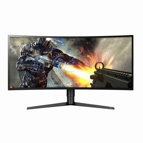 历史最低价!LG 34GK950F-B 34英寸 21:9曲面 超宽屏 电竞显示器 1249.99加元,原价 1699.99加元,包邮
