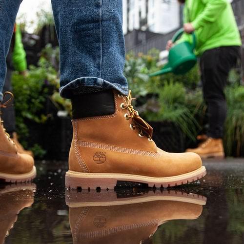 Timberland PRO Wheat 26011男士8眼黄靴 134.36加元(10.5码),原价 191.01加元,包邮
