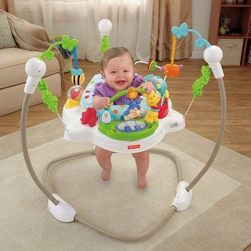 Fisher-Price Zoo 婴幼儿跳跳乐/弹跳椅 99.7加元,原价 149.99加元,包邮