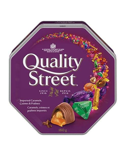 Nestle 巧克力果仁糖 5.2加元,原价 22.99加元