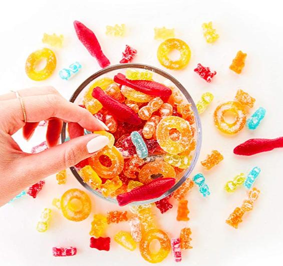SmartSweets 自然甜蜜 小熊软糖 37.99加元(3款),原价 48加元,包邮