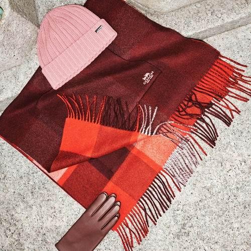 Coach 精选围巾、墨镜 、披肩 7折 + 包邮!入羊毛羊绒围巾!