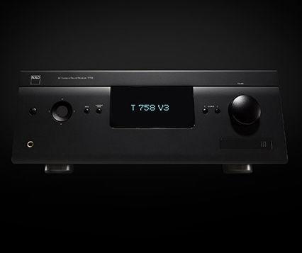 NAD T758 V3 AV环绕扩大机 1298加元,原价 1699加元,包邮