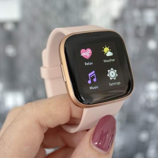 黑五专享:历史新低!新品 Fitbit Versa 2 智能手表 199.95加元包邮!4色可选!
