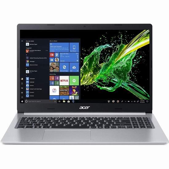 金盒头条:历史新低!Acer 宏碁 Aspire 5 Slim 15.6英寸超薄笔记本电脑(12GB, 512GB SSD) 699加元包邮!