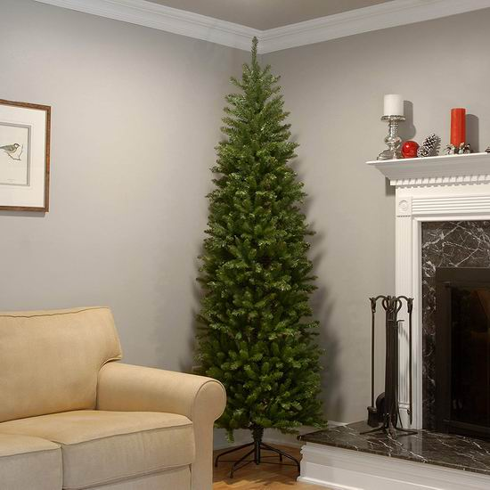 National Tree 7.5英尺圣诞树 124.49加元包邮!