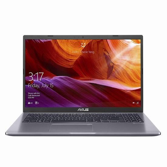 黑五价!历史新低!Asus 华硕 X509FA-DB51 15.6寸 超窄边框 笔记本电脑(Core i5-8265U, 8GB, 256GB SSD)579加元包邮!