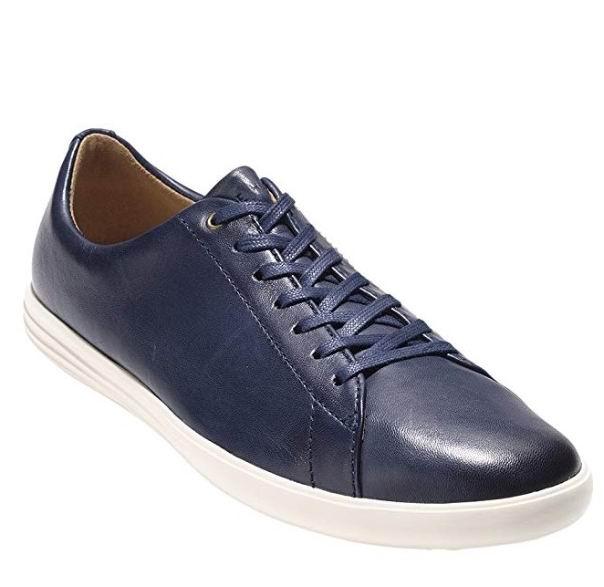 白菜价!Cole Haan Grand Crosscourt II 男士休闲鞋 56加元,原价 235加元,包邮