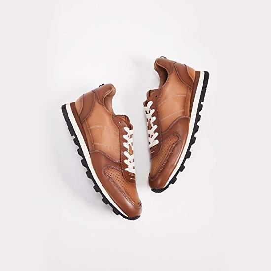 Coach 经典Logo印花 C118 男女复古休闲鞋全部5折,低至112.5加元包邮!5款可选!