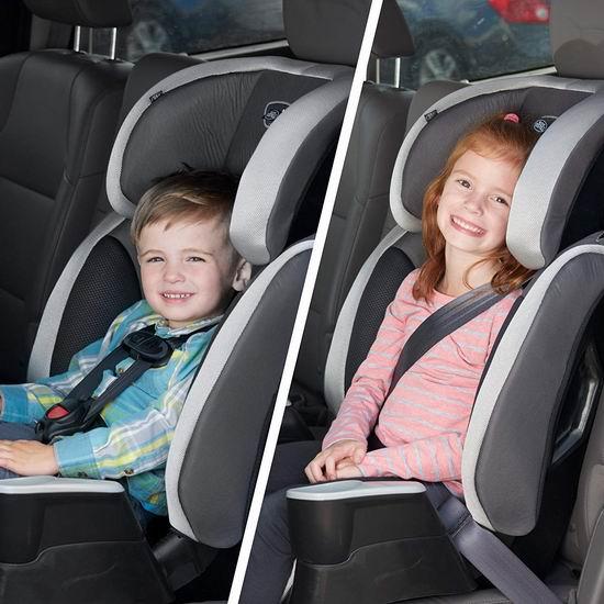 历史新低!Evenflo Maestro Sport 儿童成长型 二合一汽车安全座椅 92.55加元包邮!