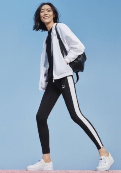 PUMA时尚运动服饰3.6折起:卫衣23.99加元、大表姐同款运动裤 23加元、运动鞋42加元