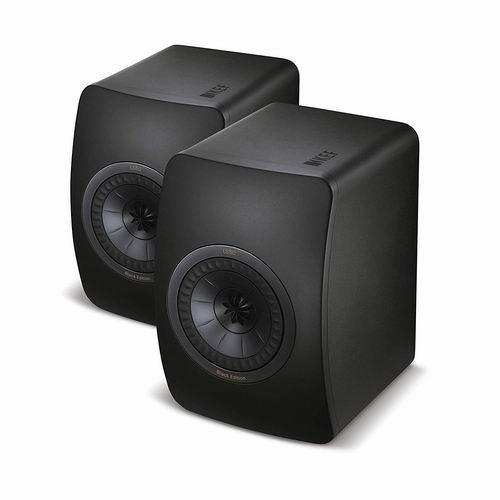 历史最低价!好声音就这么简单!KEF LS50迷你无线音箱 5.3折 899.99加元(3色)+包邮