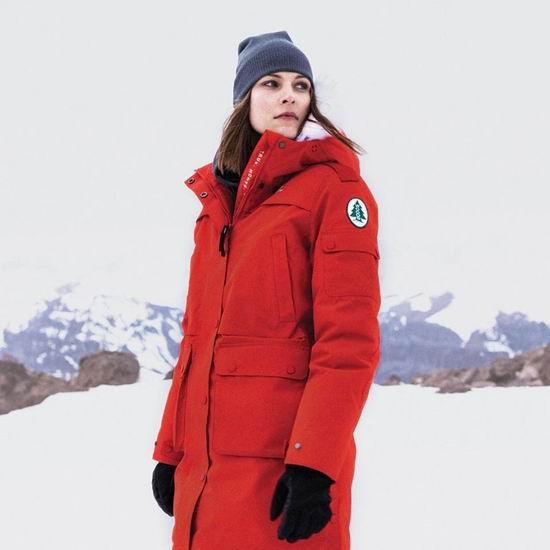 加拿大本土品牌!精选 Woods 男女时尚羽绒服全部6-7折!低至104.98加元!