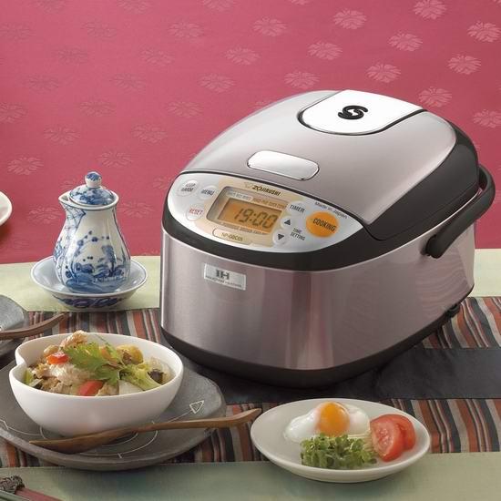ZOJI Zojirushi 象印 NP-GBC05-XT 智能电磁感应加熱电饭煲 265.71加元包邮!