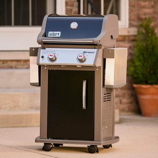 Weber 韦伯 Spirit E-210 燃气烧烤炉 449.25加元限量特卖并包邮!
