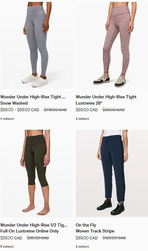 Lululemon网购星期一!精选成人儿童瑜伽服、瑜伽裤、外套等2.3折起+无门槛包邮!仅限今日!