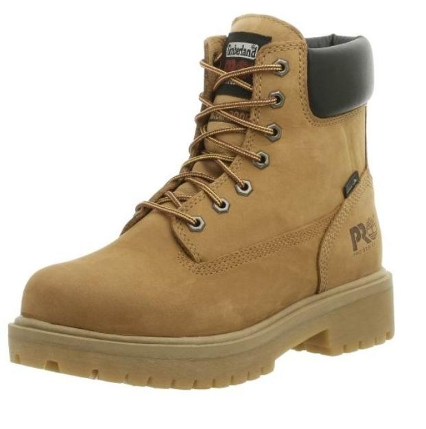 Timberland PRO Soft Toe 男士短靴 129.29加元(3色),原价  210加元,包邮