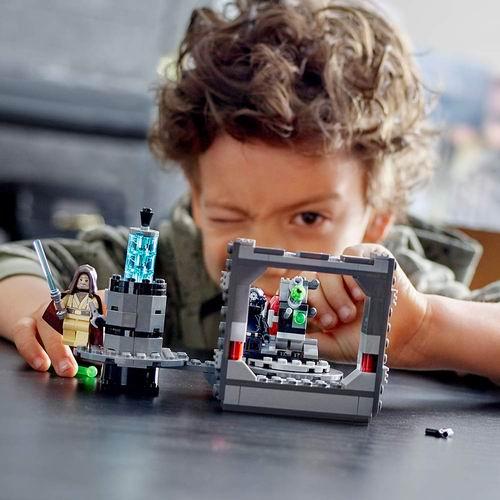 历史最低价!LEGO 乐高 75246 星际大战系列 死星加农炮 17.99加元,原价 24.99加元,包邮