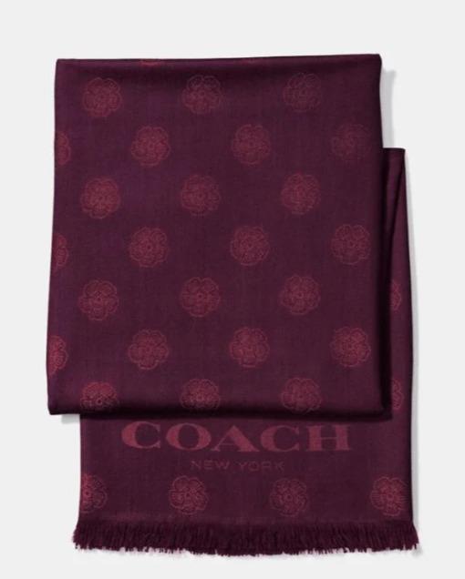 Coach精选数百款美包、美鞋、饰品、围巾、美衣 4折起,抢关晓彤同款!