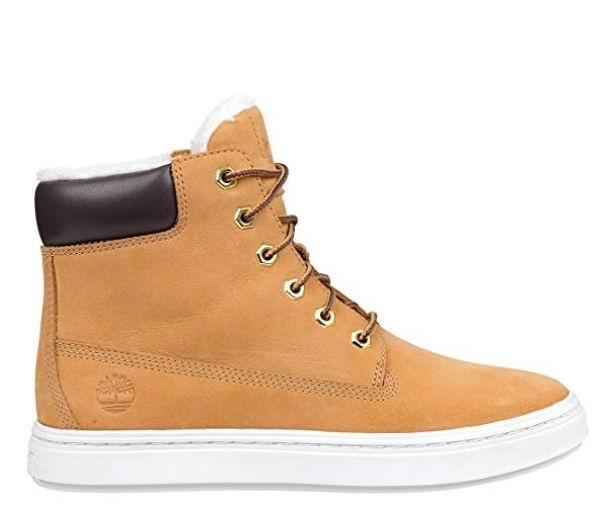 Timberland Londyn女士雪地靴 76.54加元起(7-8.5码),原价 130加元,包邮