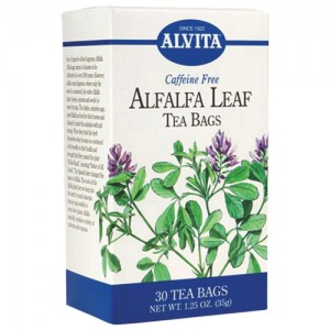 ALFALFA LEAF TEA BAGS紫花苜蓿茶 延缓衰老丰胸减肥30包