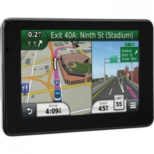 Garmin® nüvi® 3580LMT Ultra-thin GPS Lifetime maps&Traffic