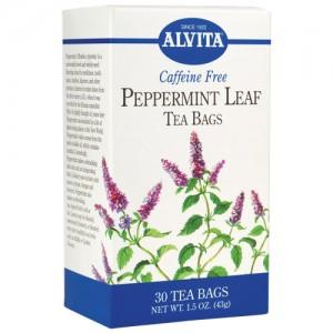 Alvita Peppermint Leaf Tea薄荷叶茶 清暑利湿帮助消化30包