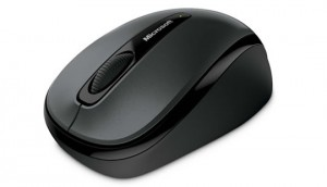 MICROSOFT 3500 WIRELESS MOBILE MOUSE无线蓝影便携鼠标