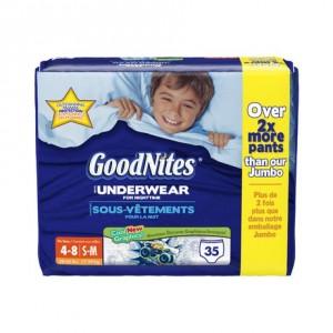 GoodNites Underwear Big Pack男童纸尿裤